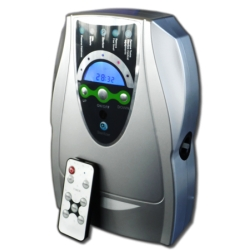 Generator ozon temporizat  cu telecomanda